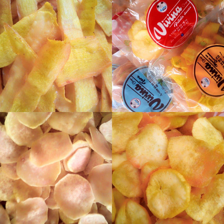 Les chips VIVINA