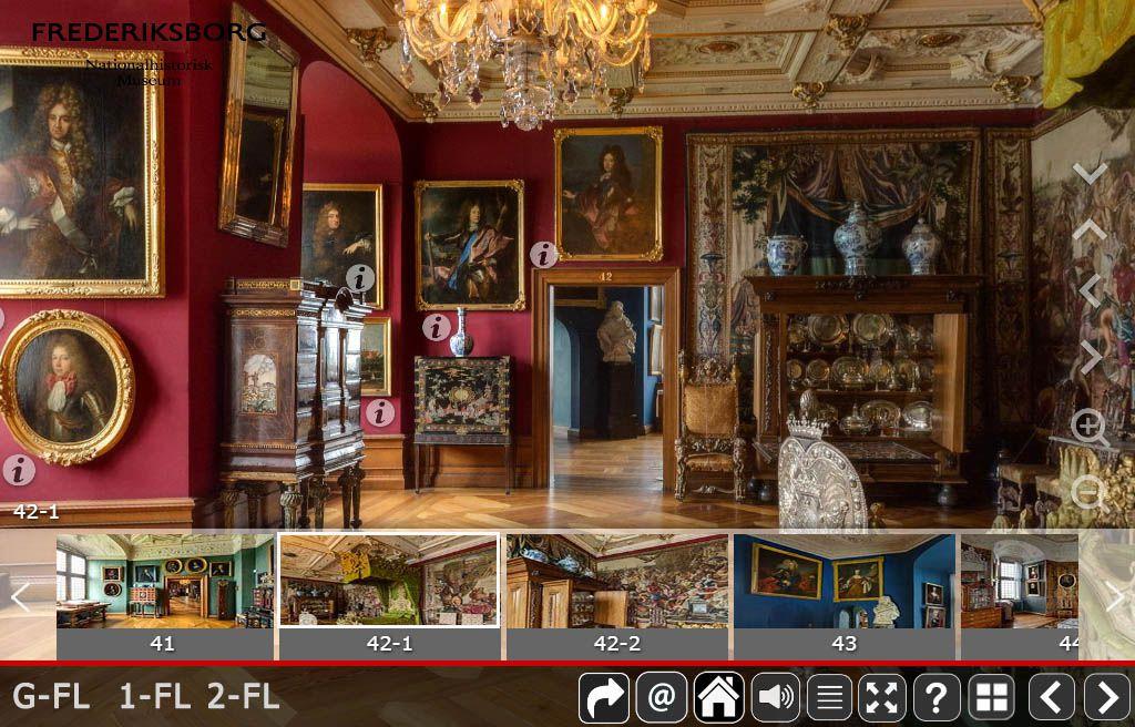Les Rigaud du Museum d'Histoire Nationale de Frederiksborg