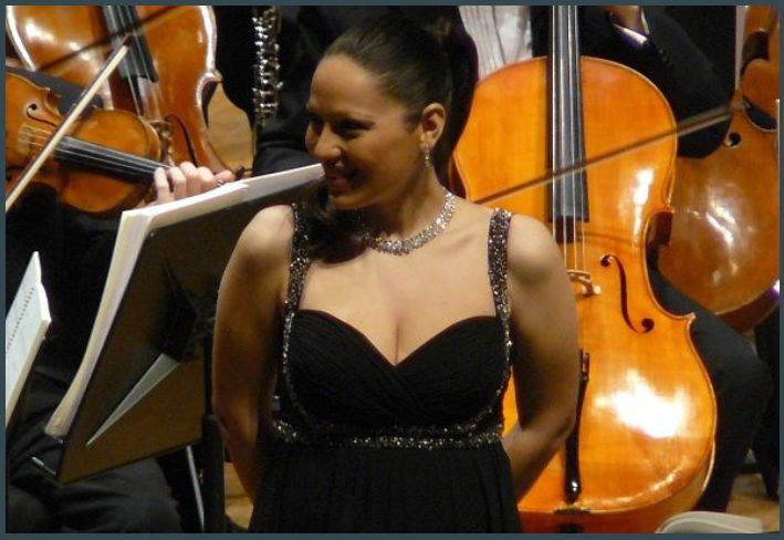 Nino Machaidze (Juliette)