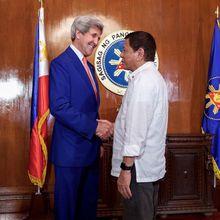 Duterte et l'Amérique : du nouveau aux Philipines