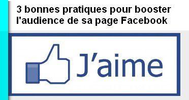 Web : 3 bonnes pratiques pour publier sur Facebook en BtoB et BtoC