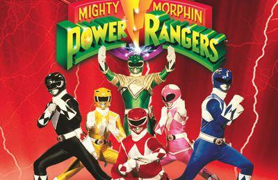 Mes Influences (2) : Les Power-Rangers