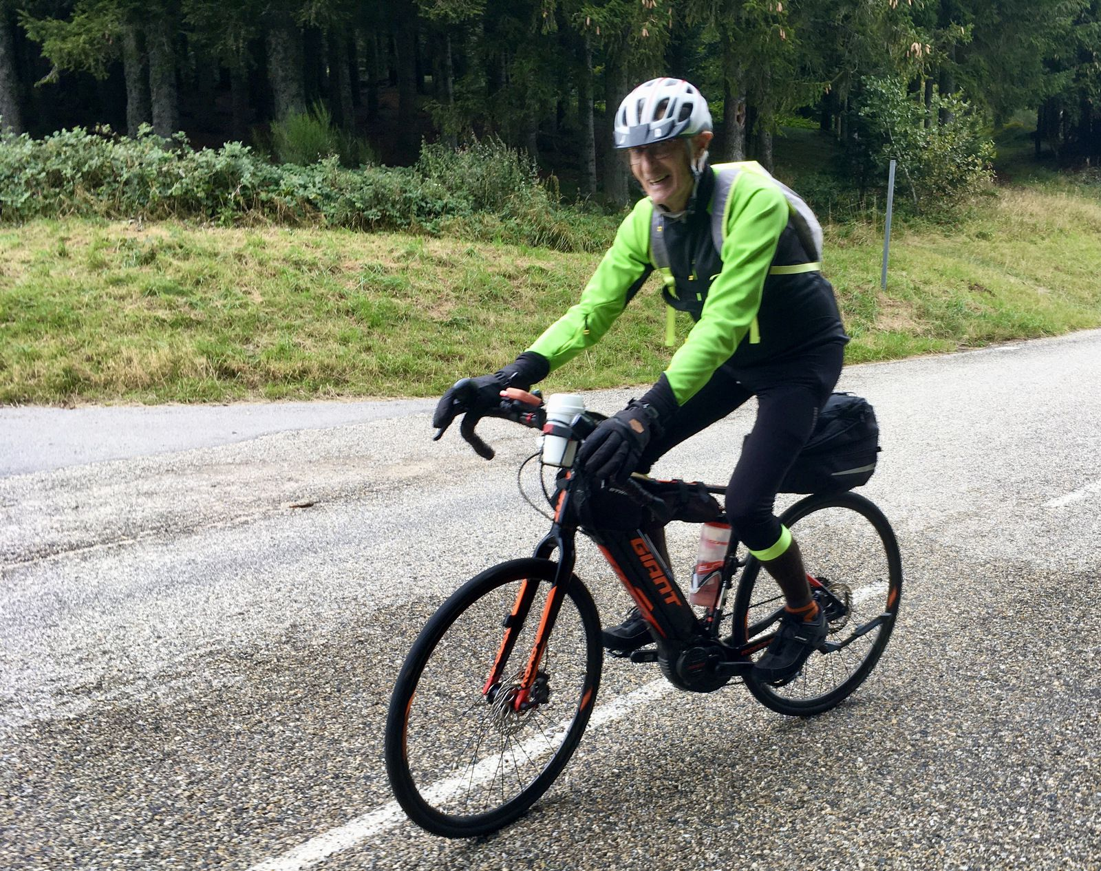 Ampuis (69) - Randonneurs - Jeudi 7 octobre 2021