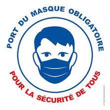 Covid-19- Le port du masque obligatoire dans certaines rues de Paris