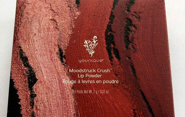 Moodstruck Crush : les nouveaux rouges à lèvres en poudre