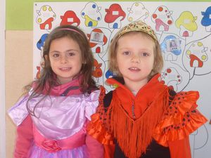 LE CARNAVAL ( moyenne section)