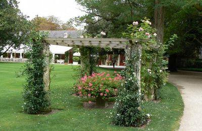 Le restaurant et la chancellerie, château de Chenonceau