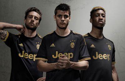 nueva camiseta Juventus para la temporada  2015 2016
