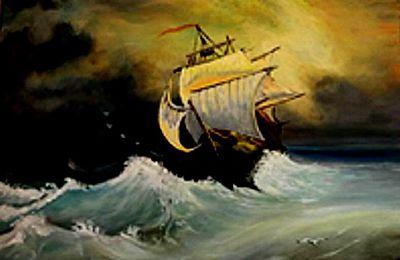 Luc 13, 31-35 dans la tempête garder le cap intérieur