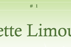 La Gazette Limousine #1