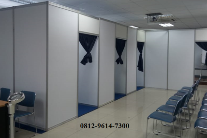 Sewa Panel R8, Sewa Fitting Room, Fitting Room R8