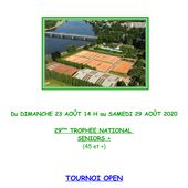 Tournoi SPORTING VICHY-BELLERIVE TENNIS