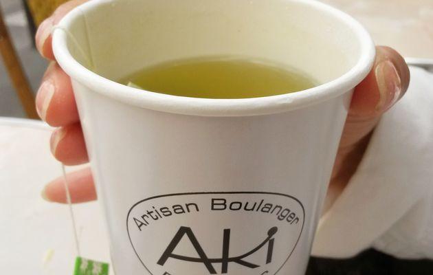 Cure gourmande, japonisante et de vert de thé matcha... chez Aki Boulangerie à Paris