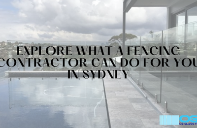 Explore What a Fencing Contractor Can Do for You in Sydney