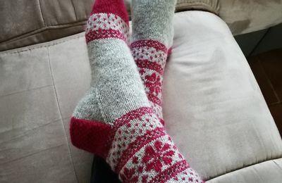 Chaussettes d'hiver - Paire 13