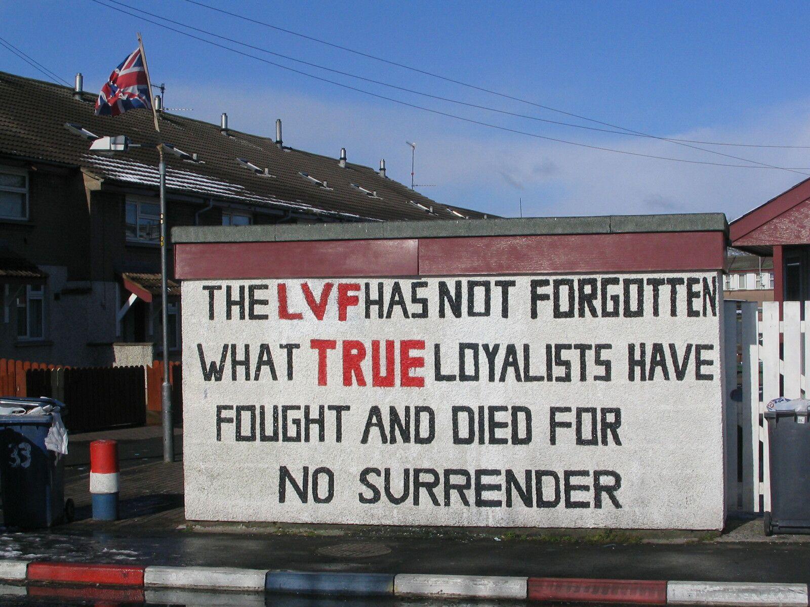 845) Portadown Loyalist