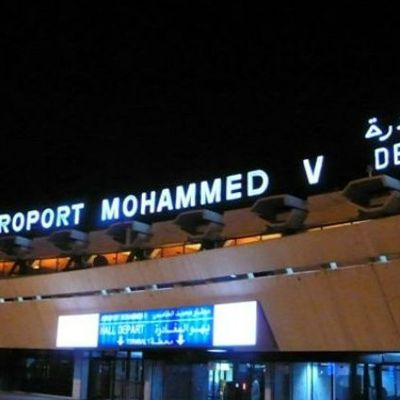 Taxi aeroport mohamed 5
