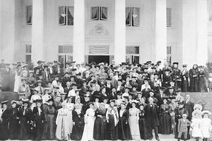 National American Woman Suffrage Association (NAWSA)