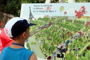 Rakuten Price minister adapte ses mythiques ''Rakuten Mobile Library'' pour lutter contre l'illettrisme en France.