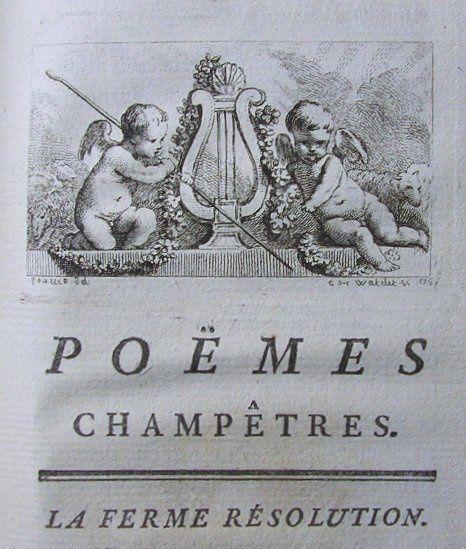 Album - Pastorales du XVIIIe s.