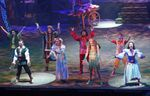 Robin Hood and the Babes in the Wood. Uno spettacolo di pantomime a Joburg