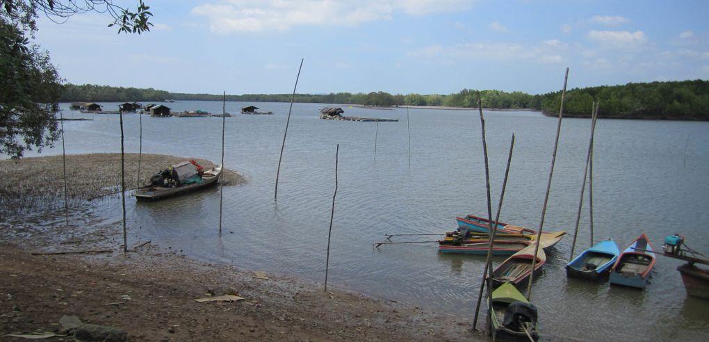 Photos des articles publiés sur la préparation au voyage et la Thaïlande