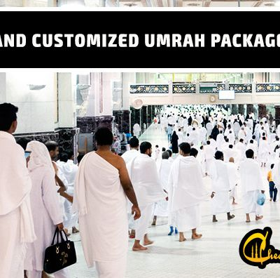 GROUP AND CUSTOMIZED UMRAH PACKAGES 2020