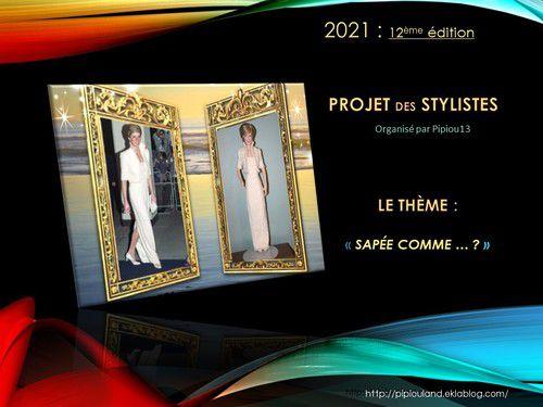 Lancement du projet styliste 2021 par Pipiou