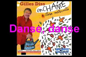 Chanson Carnaval de Gilles Diss