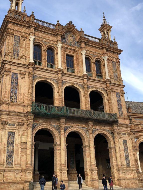 la magnifique Place d'Espagne