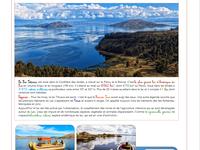 Notre tour du monde : Pérou