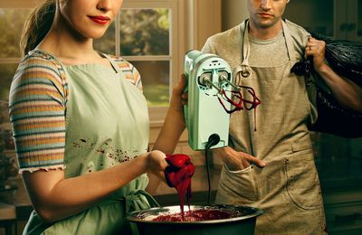 You (Saison 3, 10 épisodes) : desperate housewife