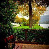 C'est bien l'automne en Bord de Seine.. - La Seine, la Seine, la Seine..... La Seine... et Moi