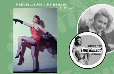 PHOTOS: Line Renaud en 1952