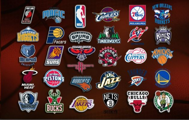 NBA: Liste des 30 équipes pour la saison 2012-2013