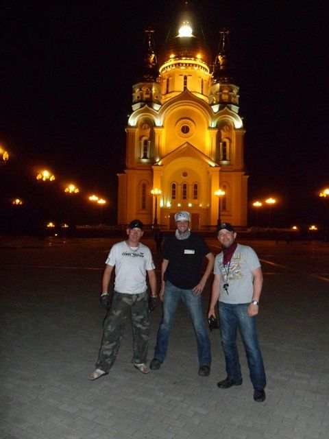 Album - Vladivostok-Chita