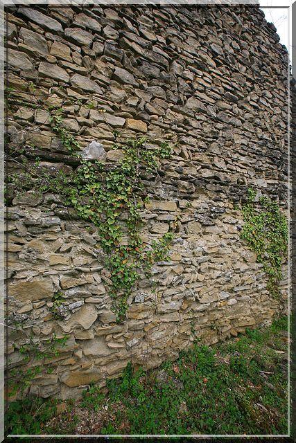 Diaporama château des ROCHES à Maubec