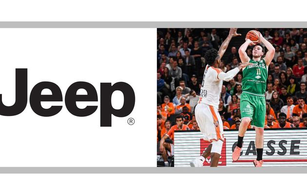 Naming sportif : JEEP nouveau sponsor naming de la Pro A