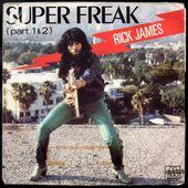 Rick James - Super Freak - 1981 - l'oreille cassée