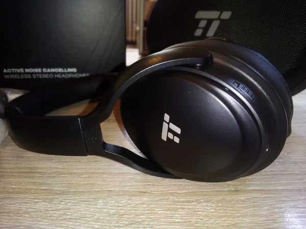 unboxing casque bluetooth anc tao tronics