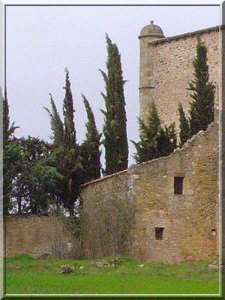 Diaporama château de Serres