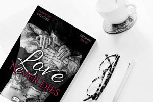 Love never dies - Ludivine Delaune, Delinda Dane chez Something else éditions