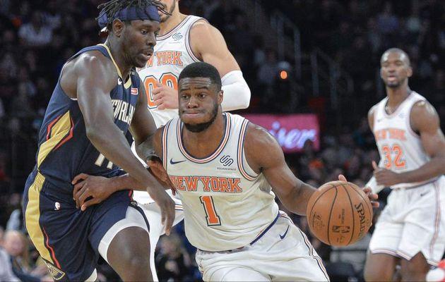Emmanuel Mudiay mène les Knicks vers la victoire