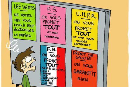 France / Politique / NI AUSTÉRITÉ DE DROITE, NI AUSTÉRITÉ DE GAUCHE… BOYCOTT DES PRÉSIDENTIELLES !