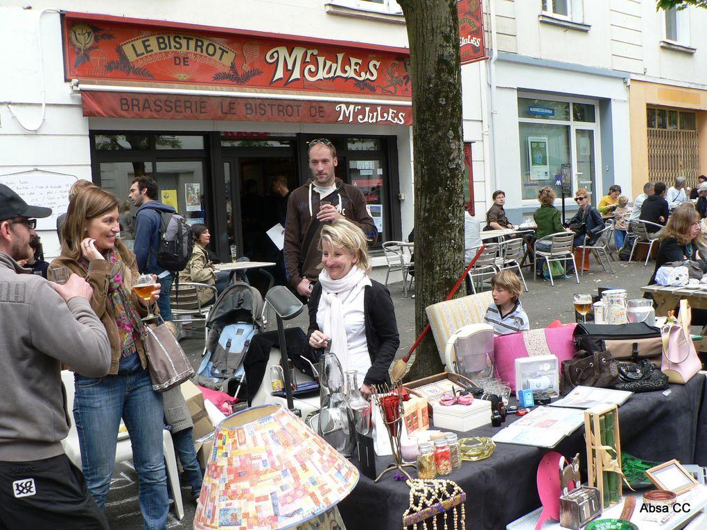 quartier Ste Anne - place des Garennes