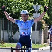 Mickael Larpe vainqueur à Razac sur l'Isle(24)
