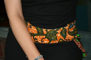 Ceinture Africaine https://t.co/34pKM0DoNs #MA...
