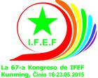 LA 67-A KONGRESO DE IFEF EN KUNMING, ĈINIO