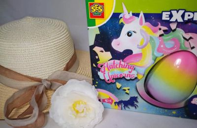 On a testé le coffret explore Licorne de ses creative.