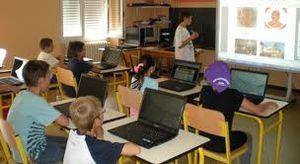 En France, l'école numérique est en retard